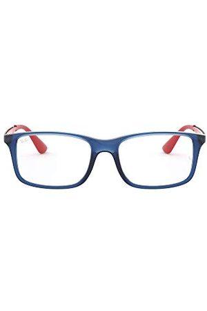 Ray-Ban Unisex Kids 0RY 1570 3721 49 ramki optyczne, niebieskie (przezroczysty )