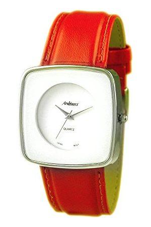 ARABIANS Męski analogowy zegarek kwarcowy ze skórzanym paskiem DBP2045O