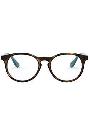 Ray-Ban Unisex dla dzieci 0RY 1554 3728 48 oprawki okularów, brązowe (Havana)