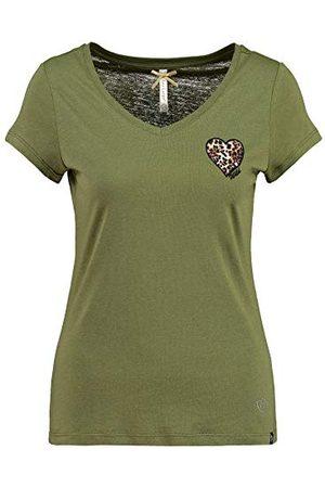 Key Largo Damska koszulka z dekoltem w serek