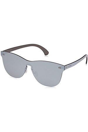 Ocean Unisex okulary przeciwsłoneczne dla dorosłych, szare (Grigio), 58