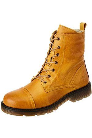 Mustang Damskie botki 2891-501, żółty - żółty - 37 eu