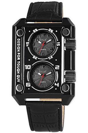 FAME Męski zegarek na rękę analogowy kwarcowy różne materiały 20037100005