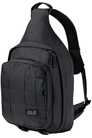 Jack Wolfskin Trt 10 Sac À Bandoulière torba na ramię, rozmiar uniwersalny, - Schwarz (Phantom) - jeden rozmiar