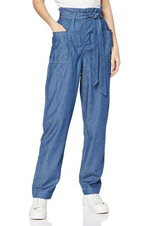 People Tree Damskie spodnie dżinsowe spodnie na co dzień
