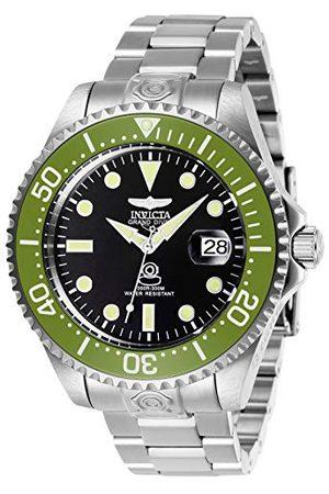 Invicta 27612 Pro Diver męski zegarek na rękę ze stali nierdzewnej automatyczna czarna tarcza