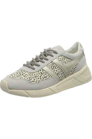 Gola Damskie zaćmienie Savanna Sneaker, Białe złoto gepard - 38 EU