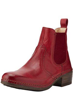 Neosens Damskie buty S3077 Dakota Carmin/Medoc z krótką cholewką, - Rot Carmin S3077-39 eu
