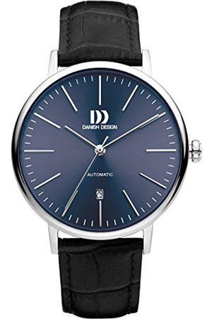Danish Design Męski analogowy automatyczny zegarek ze skórzanym paskiem IQ22-2Q1074