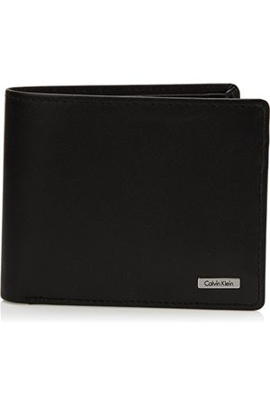 Calvin Klein Portfel na monety Rail Billfold 8cc + coin 2 (Black) J5EJ500364