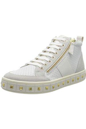 Geox Damskie buty typu sneaker D Leelu' G, - White Off White C1352-36 EU