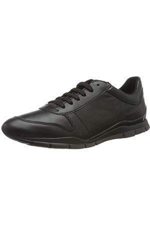 Geox Damskie buty typu sneaker D Sukie C, - Black C9999-35 EU
