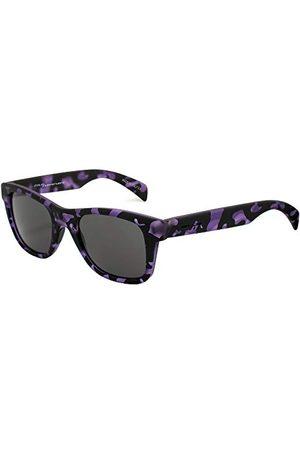 Italia Independent Unisex 0090B-144-144 okulary przeciwsłoneczne, fioletowe (Morado), 50.0