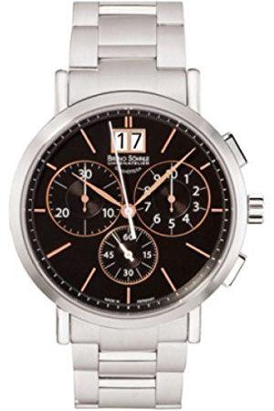 Soehnle Bruno Söhnle męski zegarek na rękę Lagograh chronograf kwarcowy stal szlachetna 17-13112-746