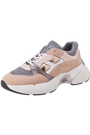 Pinko Damskie buty typu sneakers Rubino 3 Slip On, wielokolorowa - Wielokolorowy Grigio Ni1-38 EU