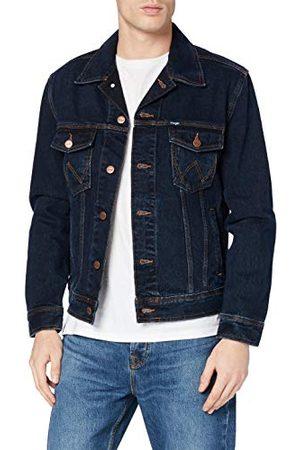 Wrangler Męska autentyczna kurtka dżinsowa Western