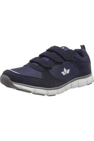 LICO Unisex Lionel V Sneaker, - granatowo-szara (Marine Grau) - 38 EU
