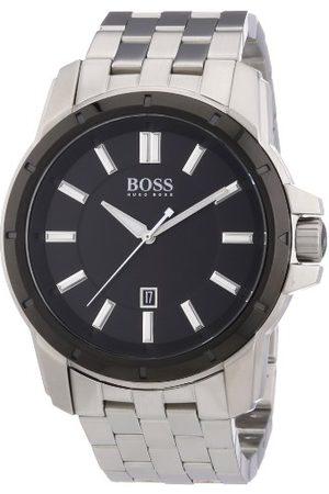 HUGO BOSS Męski zegarek na rękę analogowy kwarcowy stal szlachetna 1512924