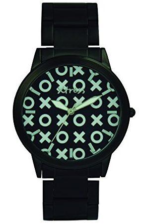 XTRESS Męski analogowy zegarek kwarcowy z bransoletką ze stali szlachetnej XNA1034-57