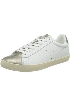 Gola Nova Metallic Sneakersy damskie, białe złoto - 38 EU