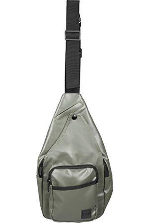 Urban classics Multi Pocket Shoulder Bag torba na ramię, 39 cm, olive/black (wielokolorowa) - TB1694
