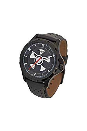 Boden Mini Unisex dorosły analogowy klasyczny zegarek kwarcowy ze skórzanym paskiem 161104