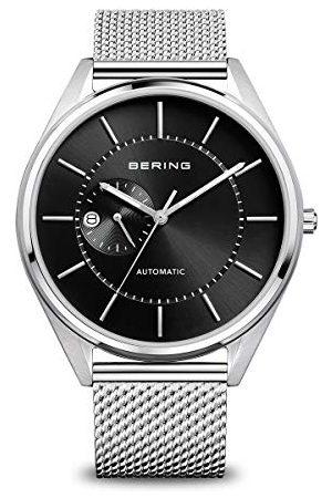 Bering Męski zegarek na rękę analogowy automatyczny stal szlachetna 16243-077