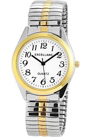 Excellanc Męski zegarek na rękę XL analogowy kwarcowy 27001200012
