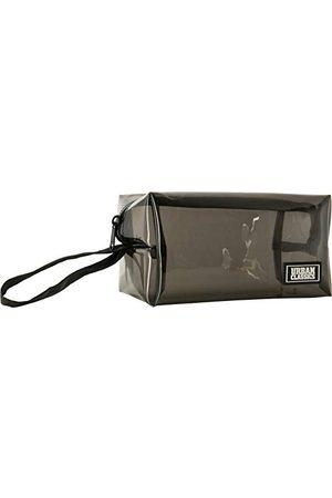 Urban classics Tranparent Cosmetic Bag kosmetyczka, 20 cm, przezroczysta czerń