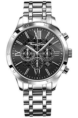 Thomas Sabo Męski zegarek rebel Urban analogowy kwarcowy