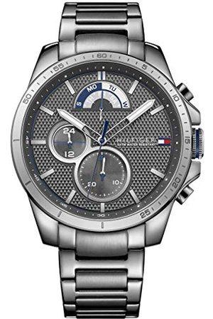 Tommy Hilfiger 1791347 analogowy zegarek kwarcowy z paskiem ze stali nierdzewnej