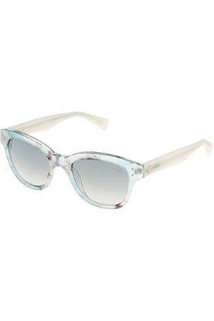 Sting Męskie okulary przeciwsłoneczne SS653750NKWX, niebieskie (azul), 54.0