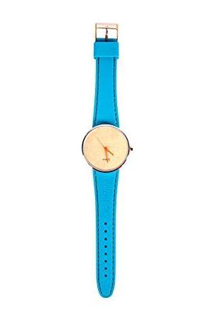 Unicef Męski analogowy automatyczny zegarek z silikonową bransoletką AA14020082