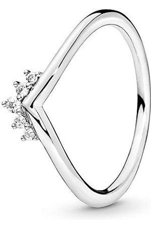 PANDORA Damski pierścionek 198282CZ-56