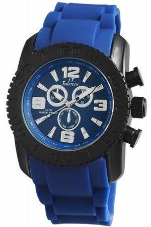 Shaghafi Męski analogowy zegarek kwarcowy z kauczukowym paskiem 22747300006