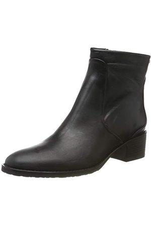 Fred de la Bretoniere Fred de la Bretoniera damskie buty Pauline Chelsea, - Schwarz Black 0004-39 EU