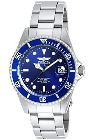 Invicta 9204OB Pro Diver uniseks zegarek na rękę ze stali nierdzewnej kwarcowy niebieski tarcza