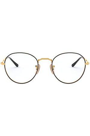 Ray-Ban Unisex dla dorosłych 0RX 3582V 2946 51 oprawki okularów, złoto (Gold On Topo Black)