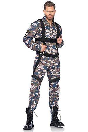 Leg Avenue 85279 - 2-częściowy kostium zestaw spadochroniarzy