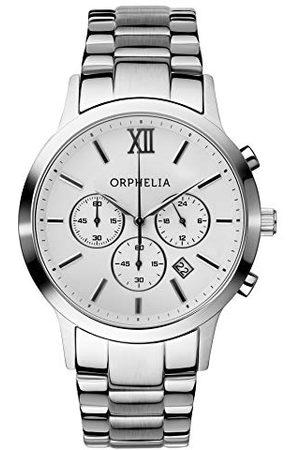 ORPHELIA Męski zegarek na rękę Olympics Chronograf kwarcowy Pasek