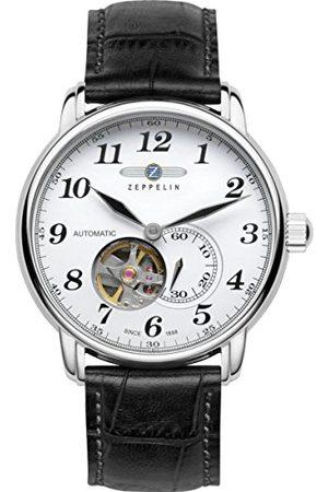 Zeppelin Chronograf kwarcowy zegarek ze skórzanym paskiem 766-1