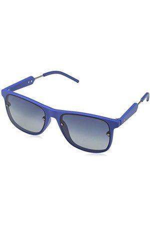 Polaroid Unisex Pld 6018/S Z7 Tn5 55 okulary przeciwsłoneczne dla dorosłych, niebieskie (krwawe rudyki/polar)