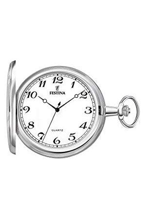 Festina Analogowy kwarcowy zegarek kieszonkowy F2022/1