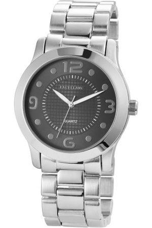 Excellanc Męski zegarek na rękę XL analogowy kwarcowy różne materiały 15082100018