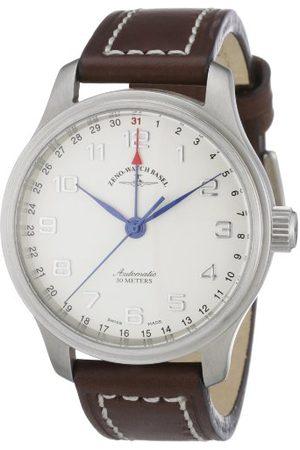 Zeno Unisex zegarek na rękę New Classic analogowy automatyczny skóra 9554Z-e2