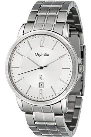ORPHELIA Męski zegarek na rękę XL analogowy stal szlachetna 132-7708-88