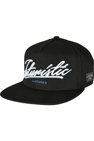 Cayler & Sons Unisex Baseballówka C&S WL Futurobot Cap czapka bejsbolowa, czarna/mc, jeden rozmiar