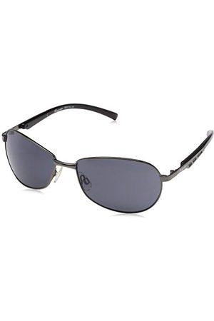 Burgmeister Klasyczne markowe okulary przeciwsłoneczne dla mężczyzn od ze 100% ochroną UV   Okulary przeciwsłoneczne ze stabilną metalową oprawką, wysokiej jakości etui, woreczek na okulary.