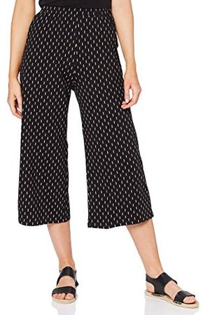 People Tree Spodnie damskie z nadrukiem spodnie na co dzień