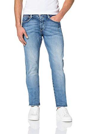 Herrlicher Męskie jeansy Tyler Tapered Organic Denim